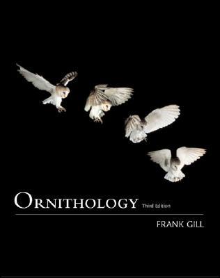 Ornithology Cover Image