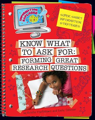 Know What to Ask Cover