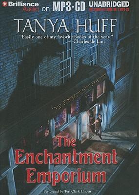 Cover for The Enchantment Emporium