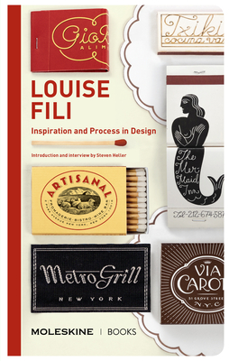 Louise Fili: Inspiration and Process in Design Cover Image
