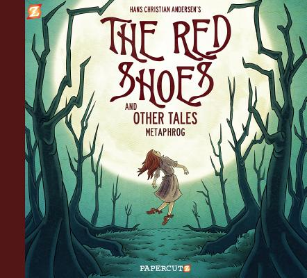Cover for The Red Shoes and Other Tales