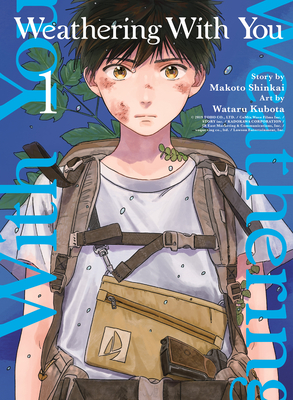 Weathering With You, volume 1 Cover Image