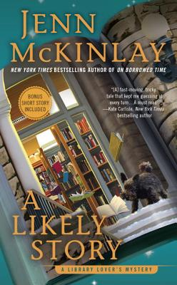 A Likely Story (A Library Lover's Mystery #6) Cover Image