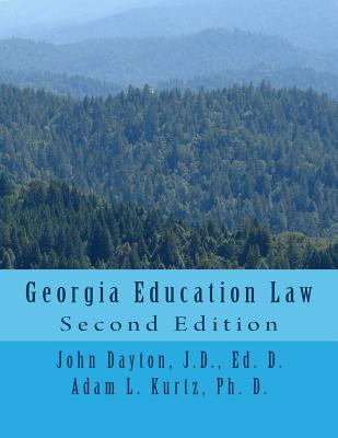 Georgia Education Law: Second Edition Cover Image