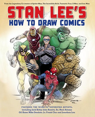 Stan Lee's How to Draw Comics Cover