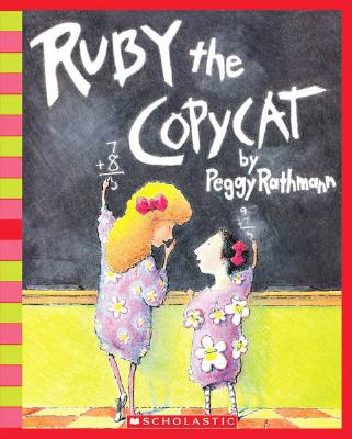 Ruby the Copycat [With Ruby the Copycat Paperback] Cover Image