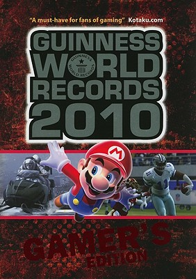 Guinness World Records Gamer's Edition Cover