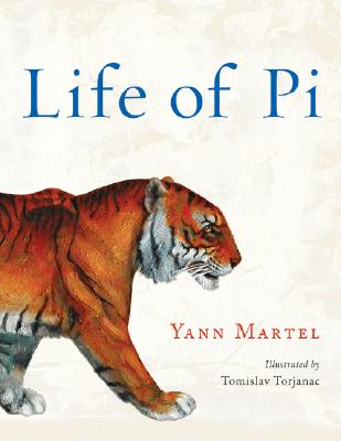 Life of Pi: Deluxe Illustrated Edition Cover Image