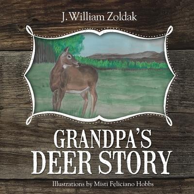 Grandpa's Deer Story Cover Image