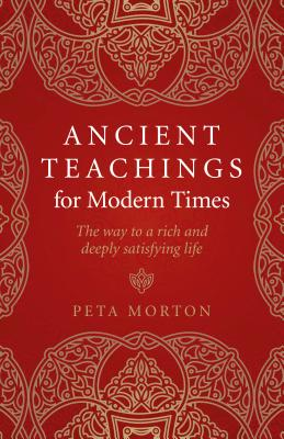 Cover for Ancient Teachings for Modern Times
