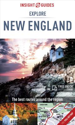 Insight Guides Explore New England (Travel Guide with Free Ebook) (Insight Explore Guides) Cover Image