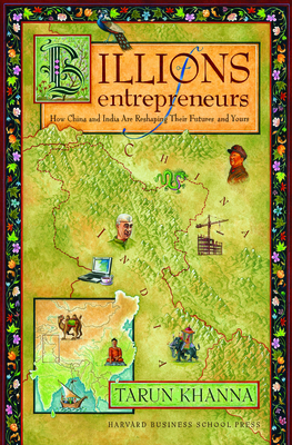 Billions of Entrepreneurs Cover