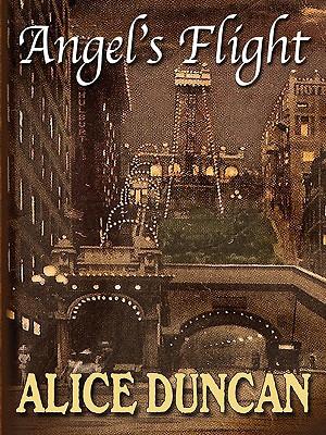Angel's Flight Cover
