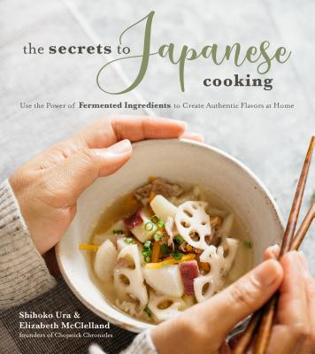 Cover for The Secrets to Japanese Cooking