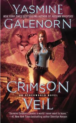 Crimson Veil Cover Image