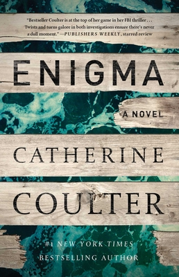 Cover for Enigma (An FBI Thriller #21)