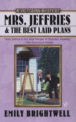 Mrs. Jeffries and the Best Laid Plans (A Victorian Mystery #22) Cover Image