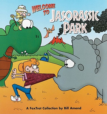 Foxtrot Welcome to Jasorassic Park [With Foxtrot] cover