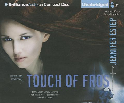 Touch of Frost (Mythos Academy Novels #1) Cover Image