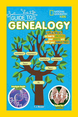 National Geographic Kids Guide to Genealogy Cover Image