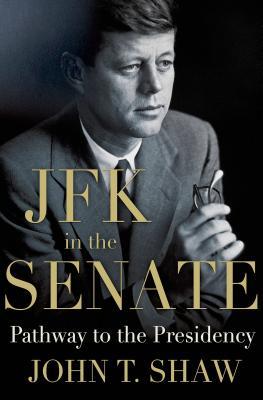 JFK in the Senate Cover