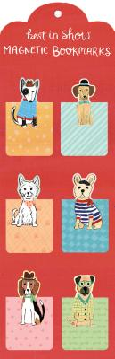Best in Show Magnetic Bookmarks Cover Image