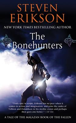 The Bonehunters: Book Six of The Malazan Book of the Fallen Cover Image