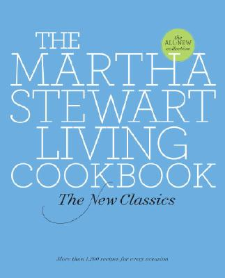 The Martha Stewart Living Cookbook Cover