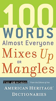 100 Words Almost Everyone Mixes Up or Mangles Cover