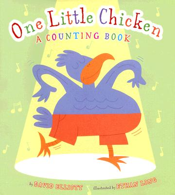 One Little Chicken Cover