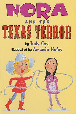 Nora and the Texas Terror Cover
