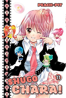 Shugo Chara!, Volume 11 Cover