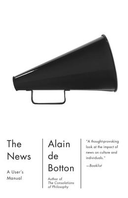 The News: A User's Manual (Vintage International) Cover Image