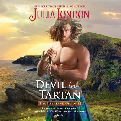 Devil in Tartan: A Highland Grooms Novel Cover Image