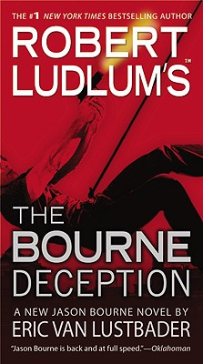 Robert Ludlum's the Bourne Deception Cover