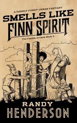 Cover for Smells Like Finn Spirit (Arcana Familia #3)