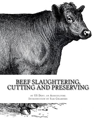 Beef Slaughtering, Cutting and Preserving Cover Image