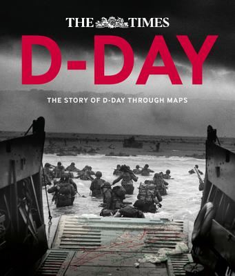 D-Day: Over 100 Maps Reveal How D-Day Landings Unfolded Cover Image