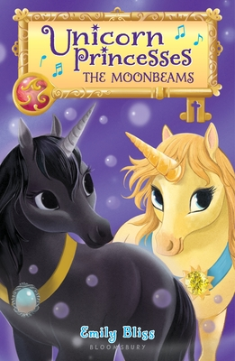 Unicorn Princesses 9: The Moonbeams Cover Image
