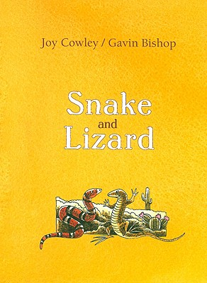 Snake and Lizard Cover Image