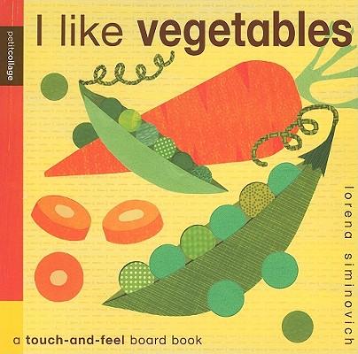 I Like Vegetables Cover