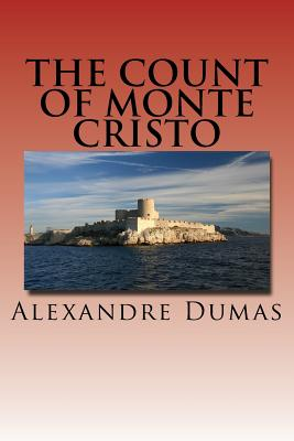 The Count of Monte Cristo: English Edition Cover Image