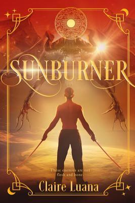 Cover for Sunburner (Moonburner Cycle #2)