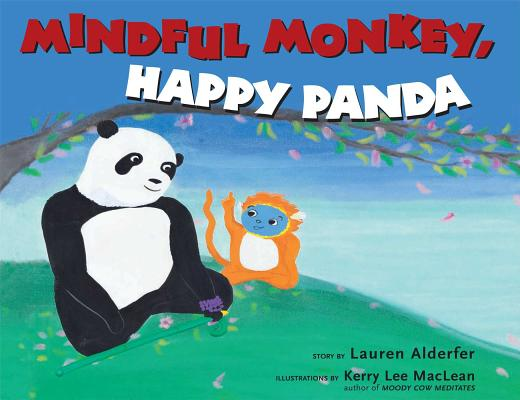 Mindful Monkey, Happy Panda Cover Image