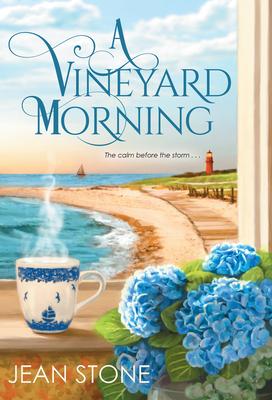 A Vineyard Morning (A Vineyard Novel #3) Cover Image