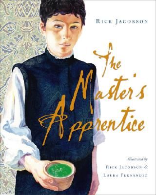 The Master's Apprentice Cover