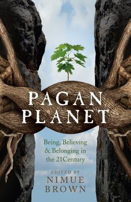Cover for Pagan Planet