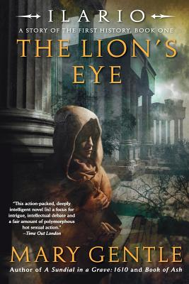 The Lion's Eye Cover