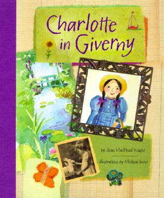 Charlotte in Giverny Cover