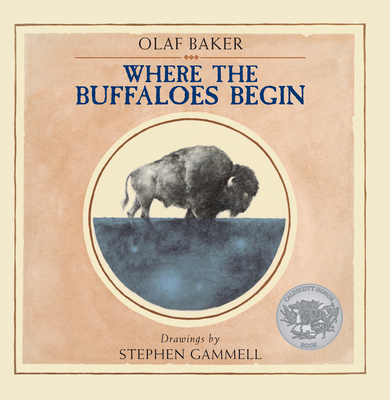 Cover for Where the Buffaloes Begin